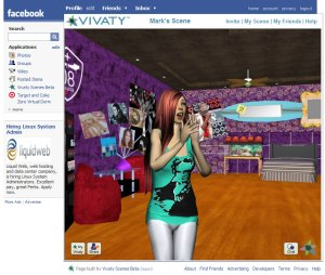 Dusan Writer's Metaverse » While Second Life Teleports